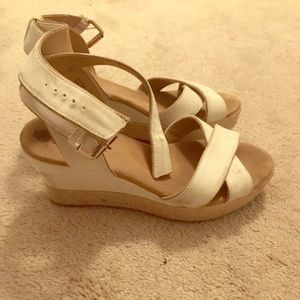 Wedges; size 8